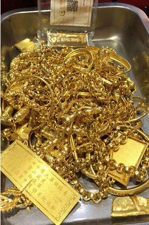 嘉兴黄金回收价格