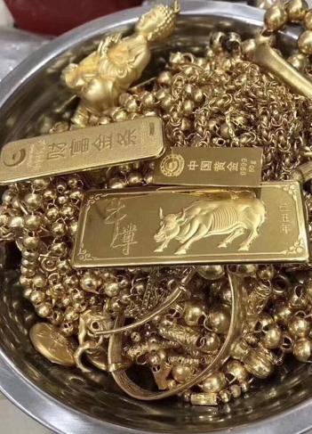 嘉兴回收黄金