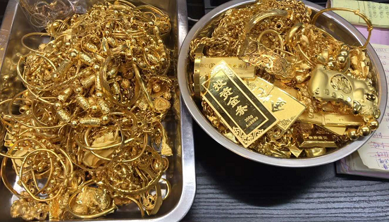 嘉兴回收黄金浅析黄金首饰是否可以保值呢?