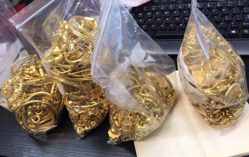 平湖市回收黄金